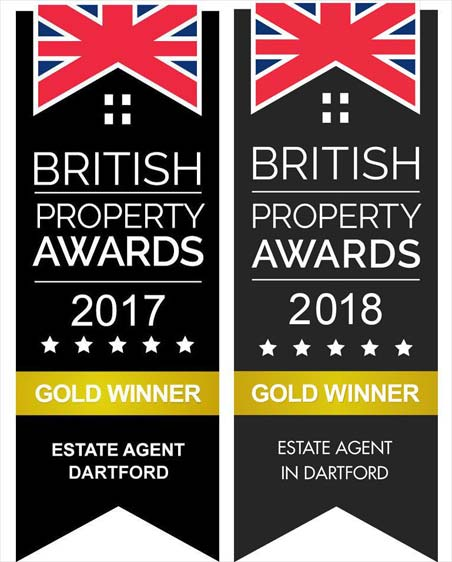 Gold Estate Agent Dartford